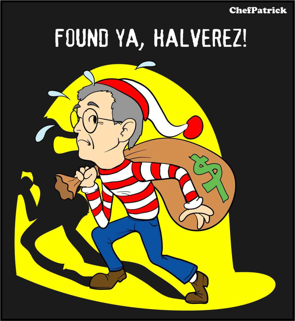where is nelson brady aka halverez - comic strip